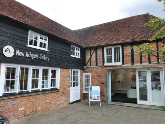 New Ashgate Gallery, Lead image