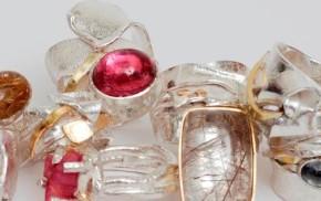 New Ashgate Gallery, Ruta Brown jewellery