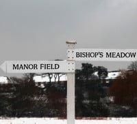 Bishops Meadow, © A Perrin