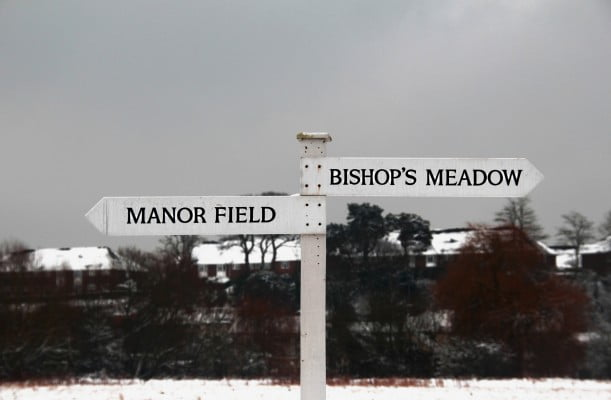 Bishops Meadow, © A Perrin