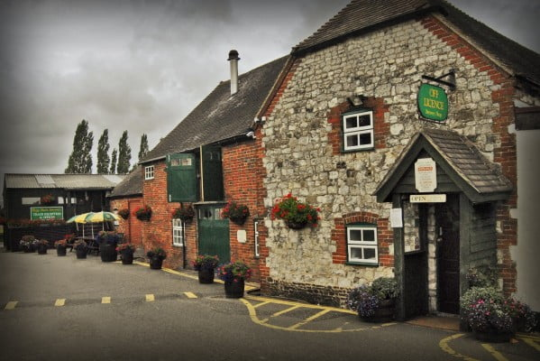 Hogs Back Brewery