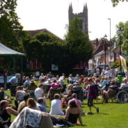 Music in the Meadow, June 2014