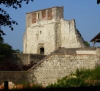 Farnham Castle keep, copyright Lisa Andrews