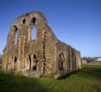 Waverley Abbey, C Whitehouse