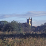 Bishop's Meadow and Andrew's church
