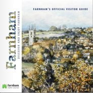 Visitor guide front cover 2017