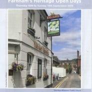 Heritage Open Days 2015