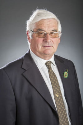 Cllr David Attfield