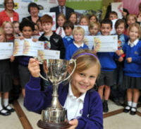 Farnham in Bloom School Awards Presentation