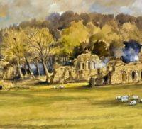 Waverley Abbey copyright Charles Bone PPRI ARCA