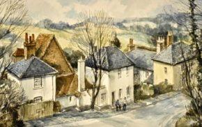 Wrecclesham copyright Charles Bone PPRI ARCA