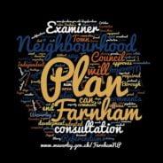 Farnham wordcloud