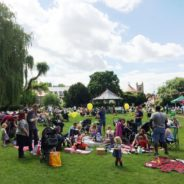 Music in the Meadow 2016.