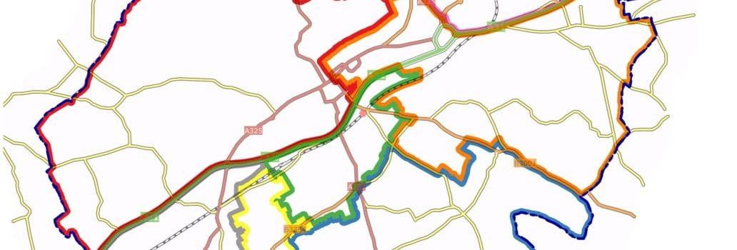Farnham wards transport links, neighbourhood plan