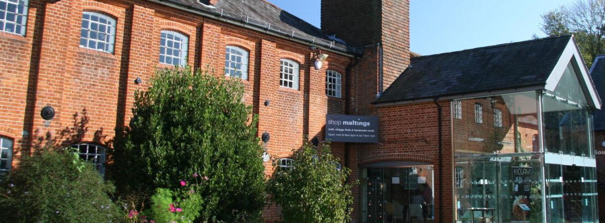 Farnham Maltings front
