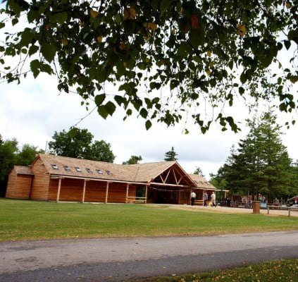 Alice Holt new visitor centre