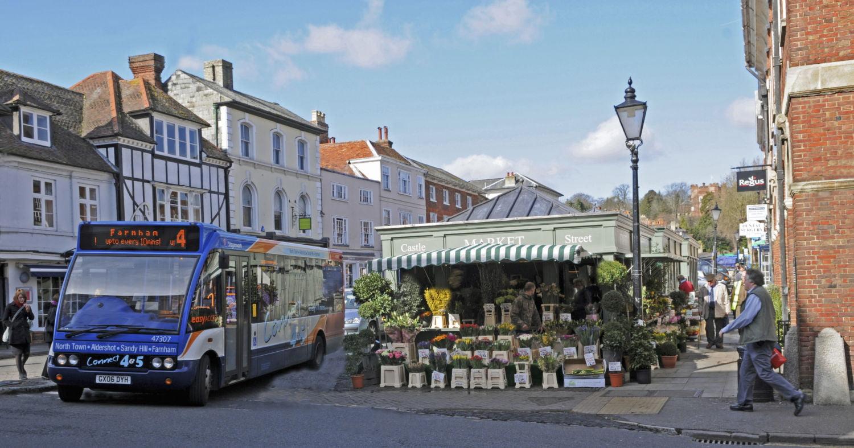 Florist Castle Street