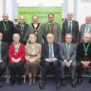 Services to Farnham Awards 2015 February