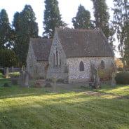 Hale Chapels, Hale cemetery