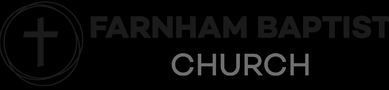 Farnham Baptist Church logo
