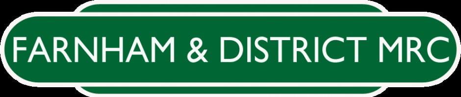 Farnham & District Model Railway Club banner