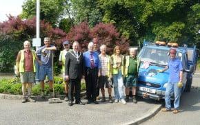 People, environmental, volunteers.© Farnham Town Council