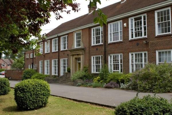 South Farnham School copyright SFC