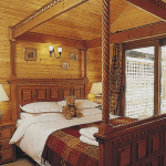 Tilford Woods four poster bed
