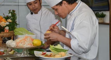 Cookery demos 2013