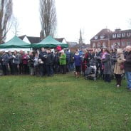 Farnham in Bloom winter event