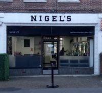 Nigel's barbers
