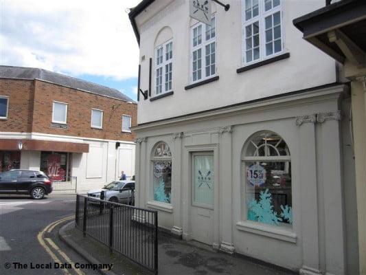 A shop front