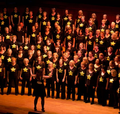 Farnham Rock Choir copyright