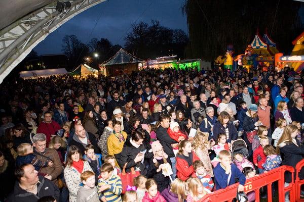 Christmas in Farnham 2014 © Vaidas Gerikas