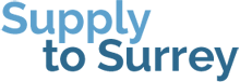Supply to Surrey logo