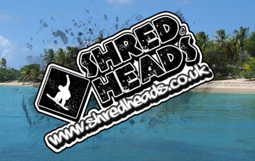 shredheads logo