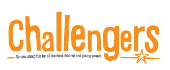 Challengers logo copyright