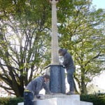 Hale memorial restoration