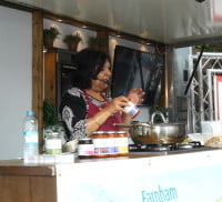 Anila Cookery Demo
