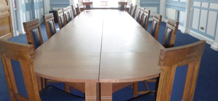 Council chamber copyright FTC