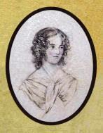 Book cover showing a pencil sketch of a lady