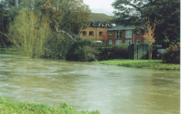 Gostrey flooding image