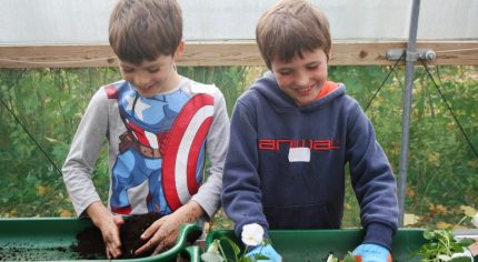 Bloomin gardening event