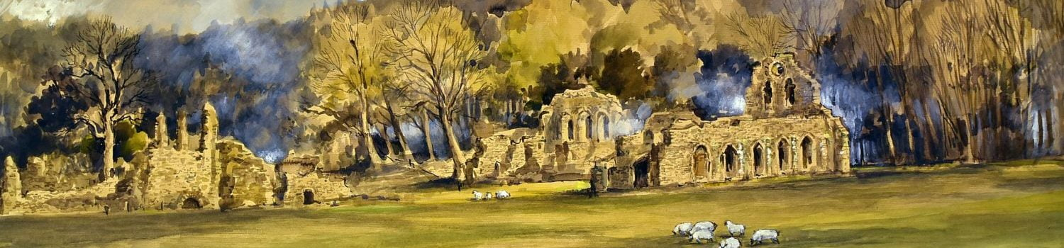 Waverley Abbey copyright Charles Bone PPRI ARCA