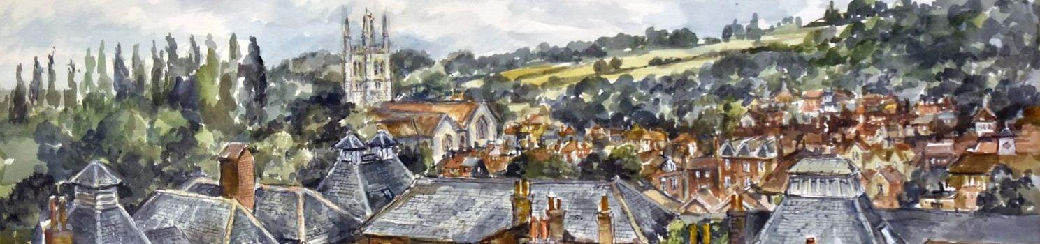 Farnham copyright Charles Bone PPRI ARCA
