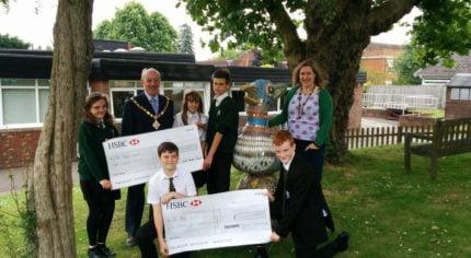 Abbey School receives grant