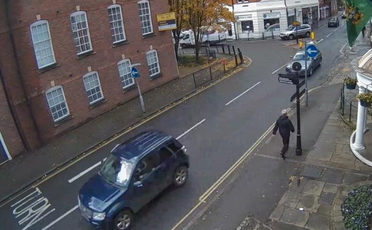 Traffic web camera image farnham town council for Live camera website