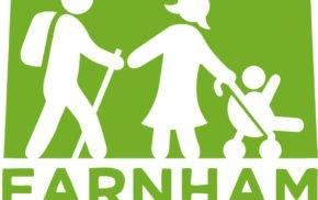 Farnham Walking Festival logo