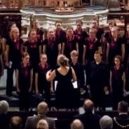Choir in a church setting