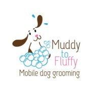 Muddy to Fluffy logo